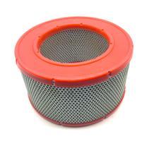 Elemento filtro de ar para compressor rotativo de parafuso schulz 007.0044-0/at -