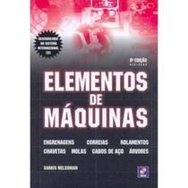 Elementos de Máquinas - 9ª Ed. - Editora érica