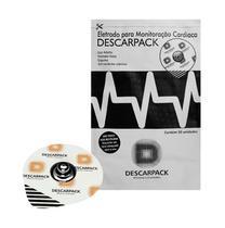 Eletrodo Descartável Ecg Gel Adulto Descarpack - 50uni -