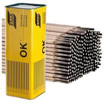 Eletrodo E6013 2.50mm (Lata 18kg) OK 4600 - Esab