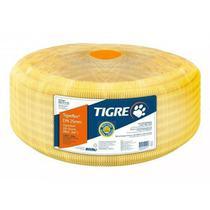Eletroduto Corrugado Amarelo 25Mm Peca Com 50Mt - Tigre -