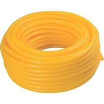 Eletroduto Tramontina PVC Flexível Corrugado  Amarelo 25mm x 50m -