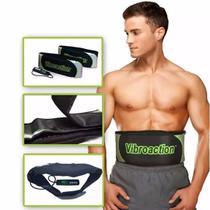 Eletroestimulador Fisioterapia Cinto Massagem Vibroaction -