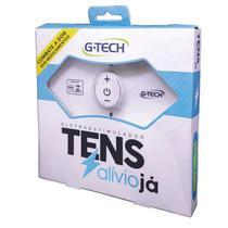 Eletroestimulador Tens Alívio Já - G-Tech -