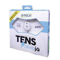 Eletroestimulador Tens Portátil Recarregável Alívio Já Gtech -