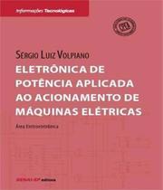 Eletronica De Potencia Aplicada Ao Acionamento De Maquinas Eletricas - Senai-sp -