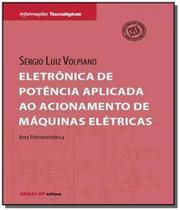 Eletronica de potencia aplicada ao acionamento de - Senai