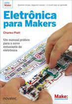 Eletronica para Makers - Novatec -