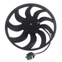 Eletroventilador Spin Onix Sonic Cobalt Novo Prisma Todos com Ar Condicionado e Câmbio Manual 2012 em Diante - Auto Star