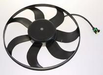 Eletroventilador Ventoinha Gol G5 Com Ar 07 Pás - Ideal Cooler