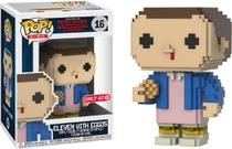 Eleven with Eggos - Pop! 8-BIT - Stranger Things - 16 - Funko - Target Exclusive -
