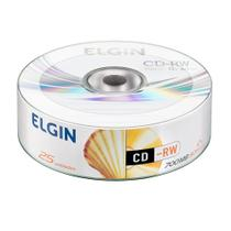 Elgin Midia CD-R 700MB / 80 MIN / 52X BULK 25 -