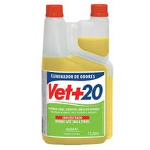 Eliminador de Odores Vet +20 Concentrado Herbal -