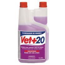 Eliminador de Odores Vet +20 Concentrado Lavanda -