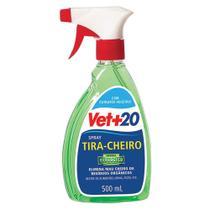 Eliminador de Odores Vet+20 Tira Cheiro Ecológico - Vet +20
