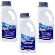 Eliminador de Oleosidade para Piscinas Kit com 3,0 KG 255720B Bluepool by FLUIDRA -