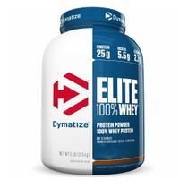 Elite 100% Whey 5 LBS Morango - Dymatize