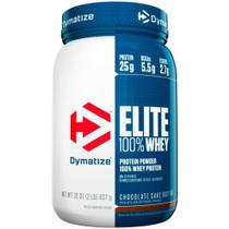 Elite 100 Whey 907g (2 LB) Cookies and Cream - Dymatize -