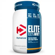 Elite 100  Whey Dymatize -