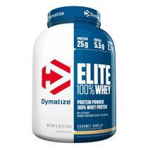Elite 100% whey protein 2,3kg (5lb) dymatize -