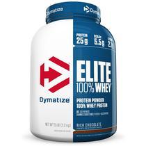 Elite 100 whey protein 2,3kg (5lb) dymatize -