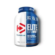 Elite 100% Whey Protein (2,3kg) - Dymatize - Dymatize Cookies And Cream