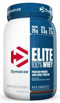 Elite 100% Whey Protein (2lbs/907g) - Dymatize Nutrition -