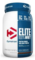 Elite 100 Whey Protein (2lbs/907g) - Dymatize Nutrition -