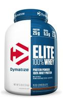Elite 100% Whey Protein (5lbs/2.270g) - Dymatize Nutrition -