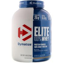 Elite 100% Whey Protein (5Lbs/2.3kg) - Dymatize -