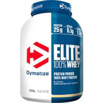 Elite 100 Whey Protein Powder - 2300g - Dymatize -