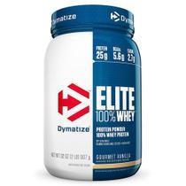 Elite 100 Whey (pt) (2lbs / 907g) - Dymatize -