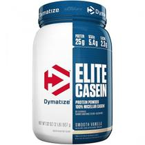 Elite Casein Protein - 907g- Dymatize -