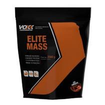 Elite Mass Voxx 2,56kg Chocolate - Voxx Suplementos -