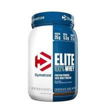 Elite Whey Protein 2lbs (907g) - Dymatize Nutrition -