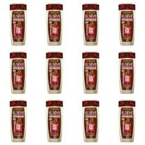 Elseve Reparador Total 5 Especial Química Shampoo 200ml (Kit C/12) -