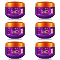 Elseve Supreme Control 4D Creme De Tratamento 300g (Kit C/06) -