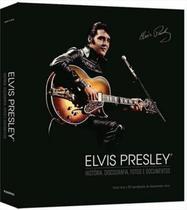 Elvis presley - historia, discografia, fotos e documentos - Publifolha -
