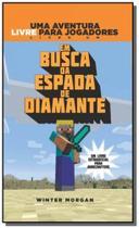 Em busca da espada de diamante - livro 1 - serie u - Pandorga