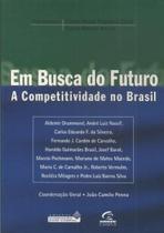 Em Busca do Futuro - A Competitividade No Brasil - Campus -