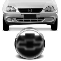 Emblema Chevrolet Grade Dianteira Corsa Classic 2000 a 2008 Cromado Encaixe Perfeito - Prime