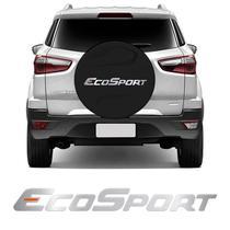 Emblema Ford Ecosport 2013/2014 Adesivo Capa Estepe Resinado - Sportinox