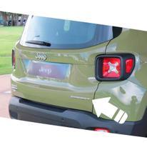 Emblema Traseiro Sport Acessórios Jeep Renegade Compass -