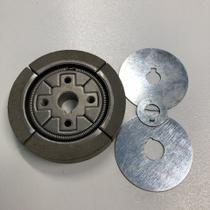 Embreagem Compactador de Solo - Eixo liso 15mm - Csm
