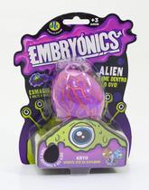 Embryonics - Alien com Slime - Kryo - Dtc -