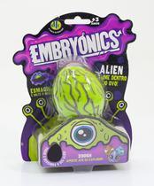 Embryonics - Alien com Slime - Zoosh - Dtc -