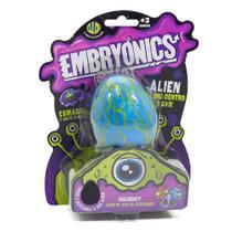 Embryonics - Ovo Alienígena Slime - Dtc