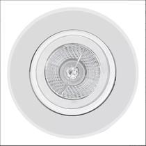 Embutido Orientável para AR70 Redondo Branco - Interlight