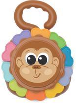 Empilha Baby Macaco - Mercotoys -