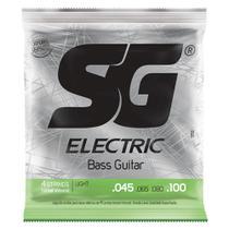 Enc. 0.45 p/ baixo sg 4 cordas extra light -